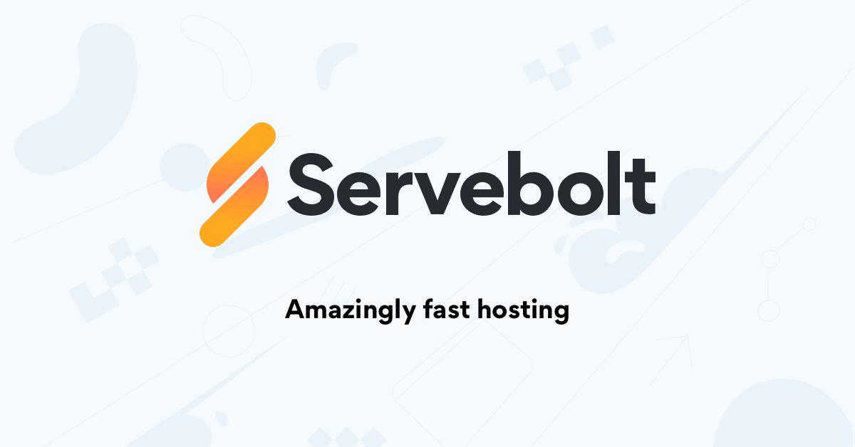 Servebolt.com - Amazingly fast hosting