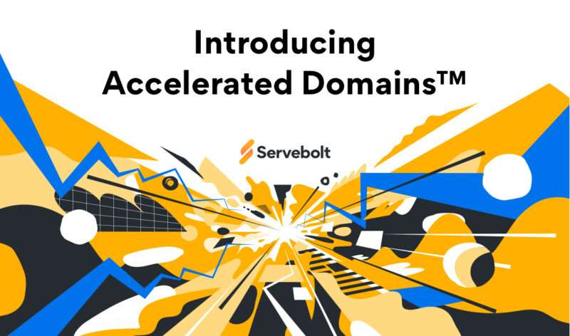 Introducing Accelerated Domains