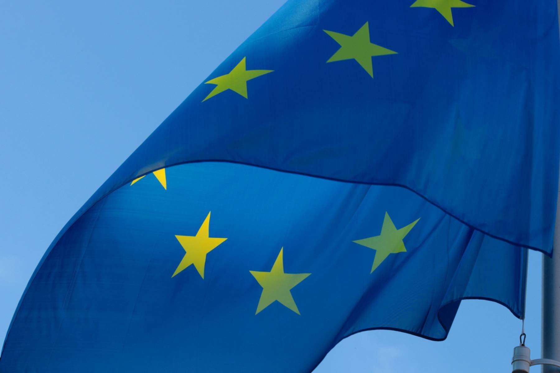Picture of the EU flag