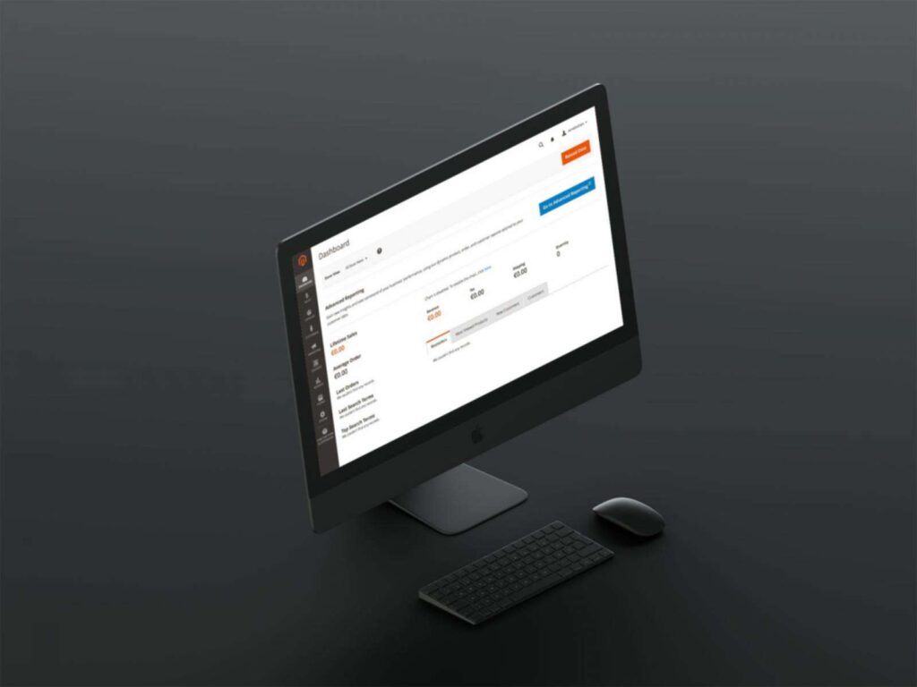 Picture of computer