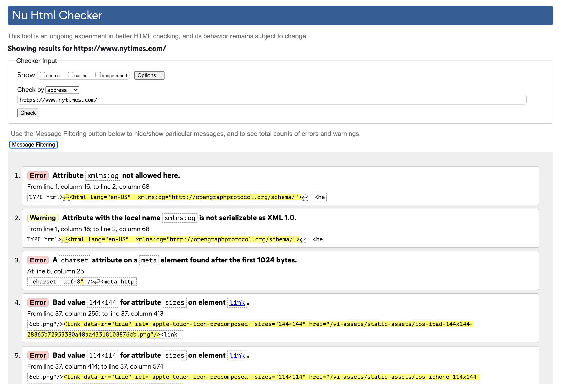 Speed up WooCommerce – HTML validation